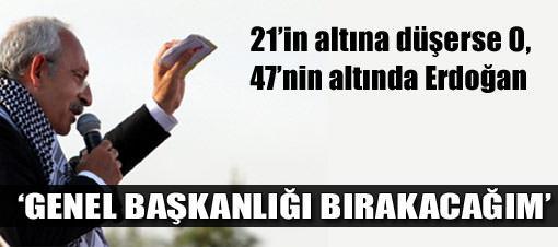 Kılıçdaroğlu'nun koltuğu bırakma şartı