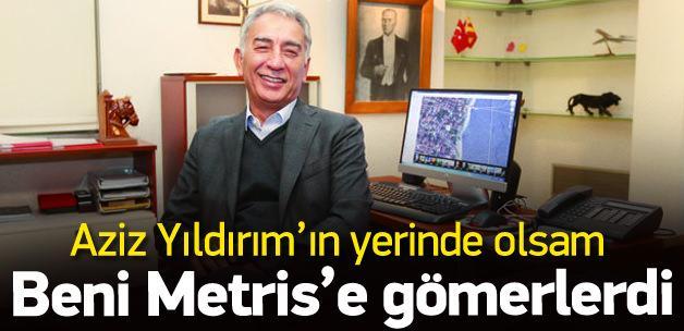 Adnan Polat: Beni Metris'in tabanına gömerlerdi
