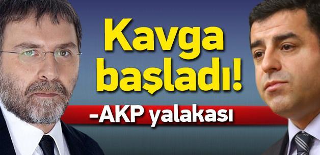Ahmet Hakan'dan Demirtaş'a AK Parti cevabı