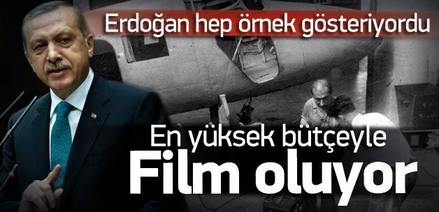Nuri Demirağ'ın hayatı film oluyor
