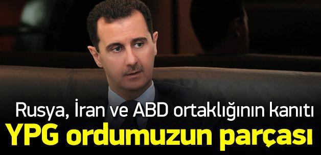 Esad'ın danışmanı: Kürtlerle sorunumuz yok