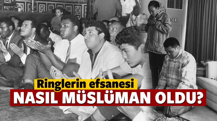 Muhammed Ali nasıl müslüman oldu?