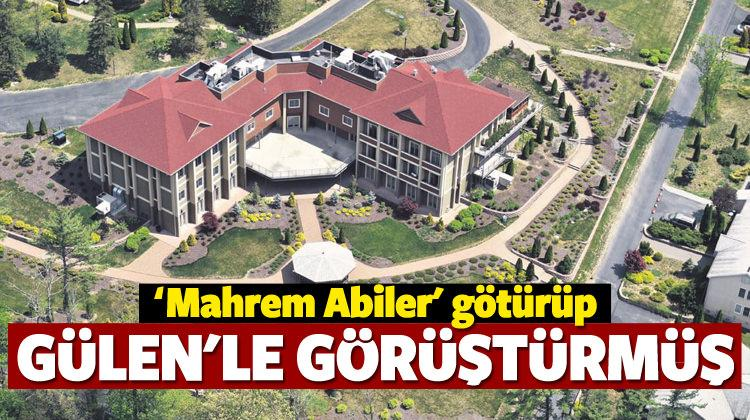 3 teğmen ABD'de teröristbaşı Gülen'le görüştü
