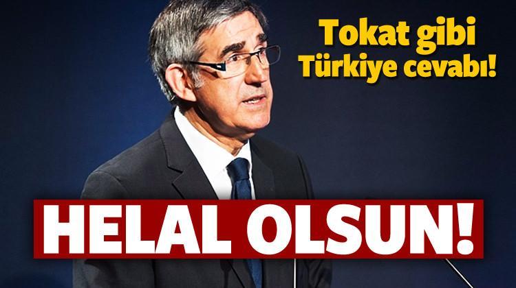 Tokat gibi Türkiye cevabı! Helal olsun...