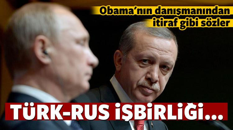 'Türk-Rus işbirliği DEAŞ'ı sıkıştırdı'