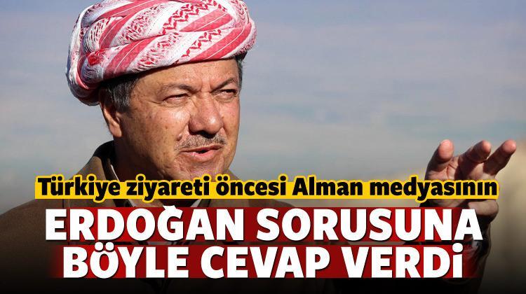 Barzani: Erdoğan elinden geleni yaptı ama...