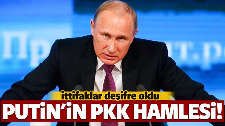 Türkiye'ye karşı Münbiç'te ABD- Rusya ittifakı!