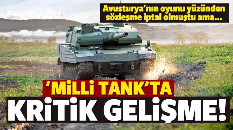 Altay Tankinin Cikis Tarihi Belli Oldu Ekonomi Haberleri