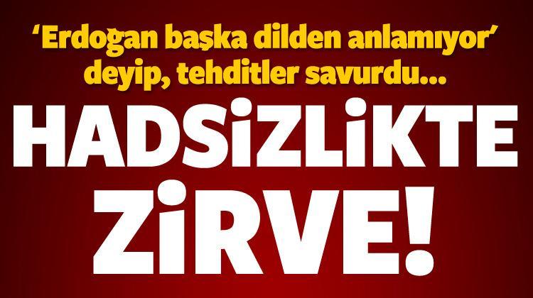 Schulz, Türkiye'ye tehditler savurdu!