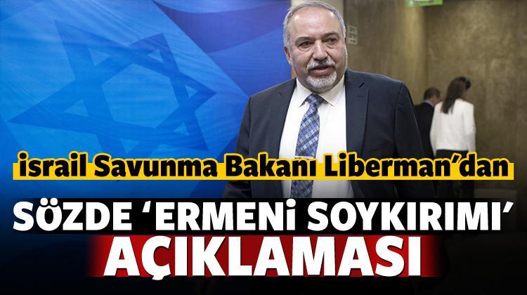 İsrail'den sözde Ermeni soykırımı açıklaması