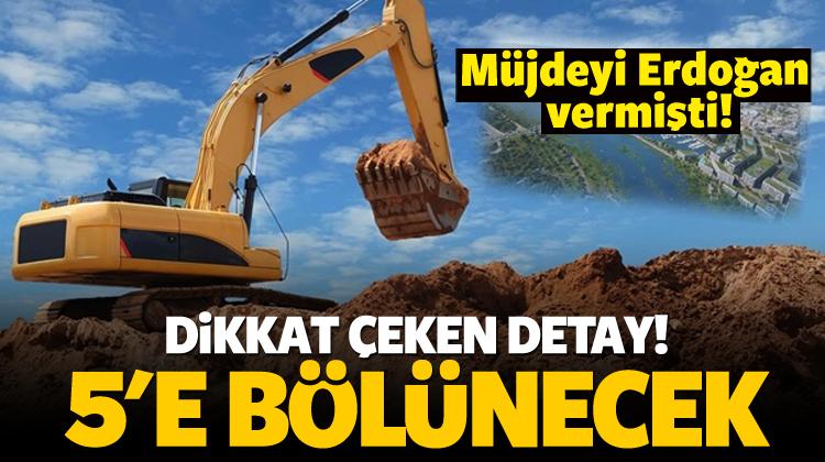 Kanal İstanbul'dan çılgın toprak!