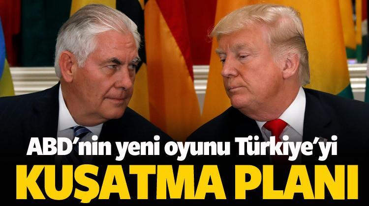 ABD'nin yeni oyunu Türkiye'yi kuşatma koridoru