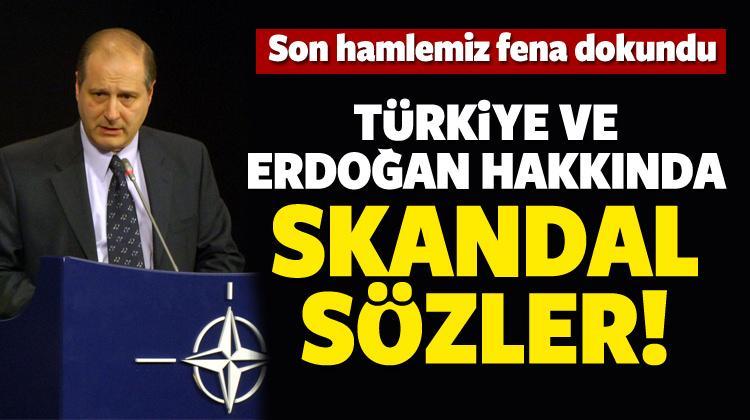 ABD'li isimden Türkiye için skandal sözler
