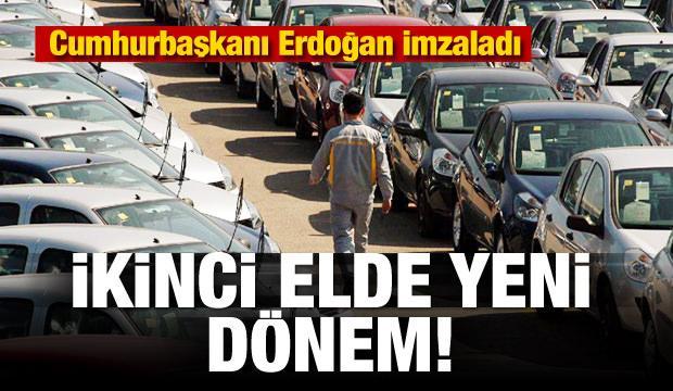 erdogan imzaladi 2 el aracta yeni