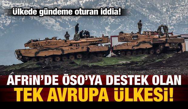 Hollanda yalanlamadı! Afrin'de şaşırtan gerçek