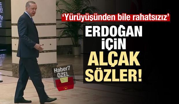 Erdoğan'ın yürüyüşünden rahatsızlar!