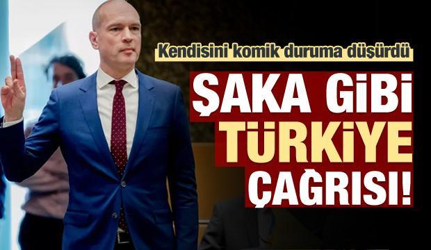 Hollanda'dan şaka gibi Türkiye çağrısı!