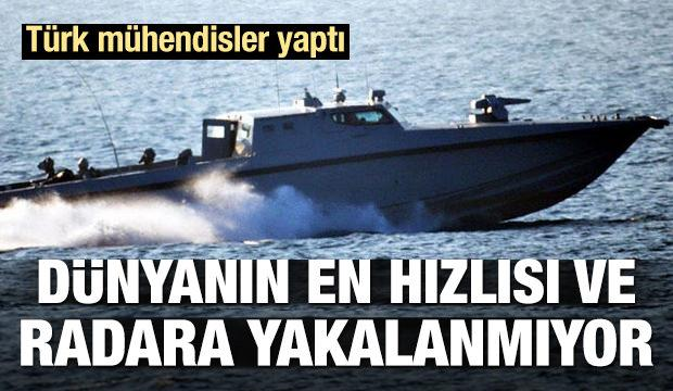 Türk mühendisler yaptı! Dünyanın en hızlısı
