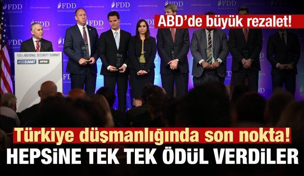 ABD'de büyük rezalet! Hedeflerinde Türkiye var!