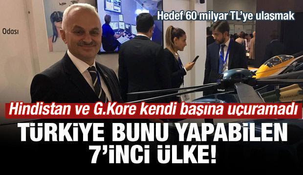 Türkiye kendi helikopterini üretebilen 7'nci ülke!