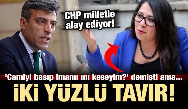 İki yüzlü CHP! 'İmamı mı keseyim?' demişti...