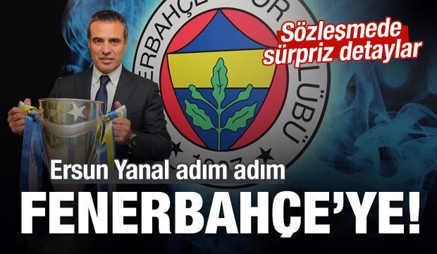 Fenerbahçe'de Ersun Yanal zirvesi