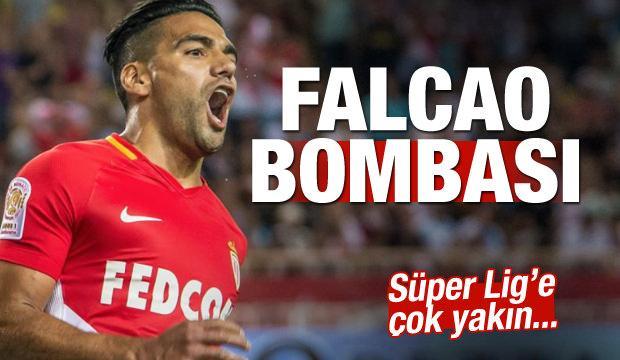 Adım adım Süper Lig'e! Falcao bombası