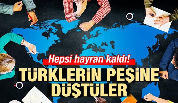 Talep her gün artıyor! Türklerin peşine düştüler