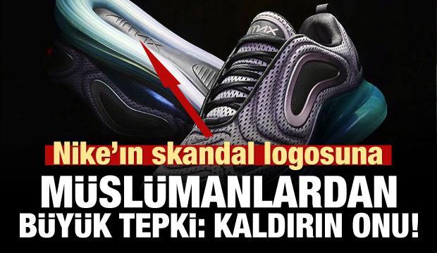 Nike'ın logosuna Müslümanlardan büyük tepki: Kaldırın onu!