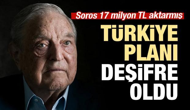 Soros 17 milyon lira aktardı