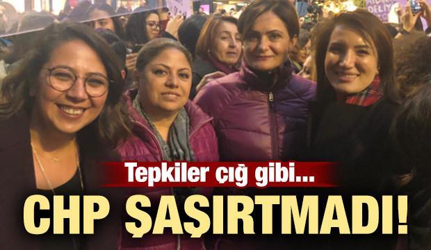 Ezana hakaret edenlere CHP'den destek!