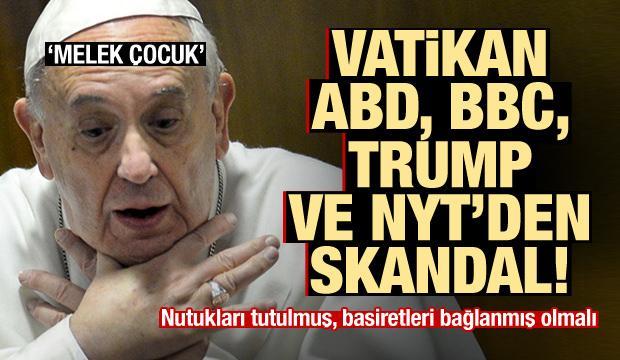 Vatikan, ABD, Trump, BBC, NYT... Alçak saldırıya 'terör' diyemediler