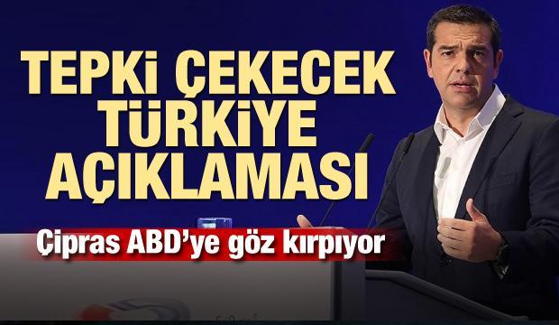 Çipras ABD'ye göz kırpıyor! Tepki çekecek Türkiye açıklaması