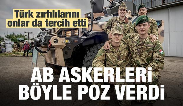 Türk zırhlıları AB yolunda! O ülke de tercih etti