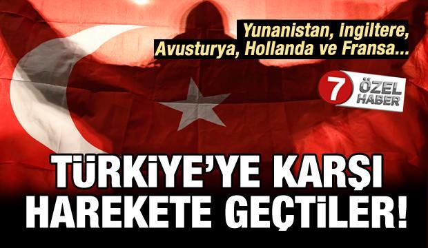 Avrupa'daki seçimlerde Türkiye düşmanlığı ortak payda oldu