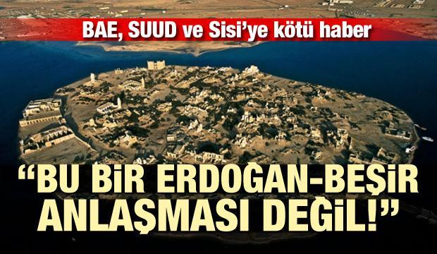 Türkiye Sevakin'de kalacak