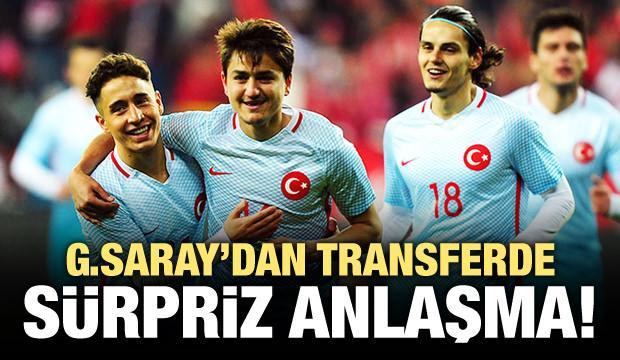 Galatasaray, Emre Mor ile anlaştı!
