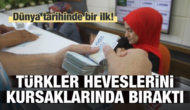 Türkler heveslerini kursaklarında bıraktı