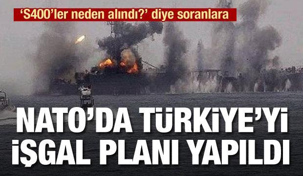 'Türkiye, S-400'leri NATO işgaline karşı aldı'