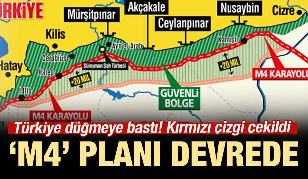 Ankara'nın 'M4' planı devrede