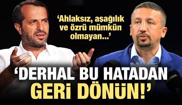 Hidayet Türkoğlu'ndan büyük tepki!