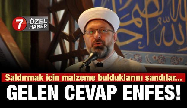 Ali Erbaş'ın 'kadın emanettir' sözünün gerçek anlamı ne?
