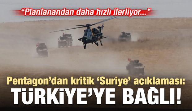 ABD'den kritik 'asker' açıklaması! 'Türkiye'ye bağlı...'