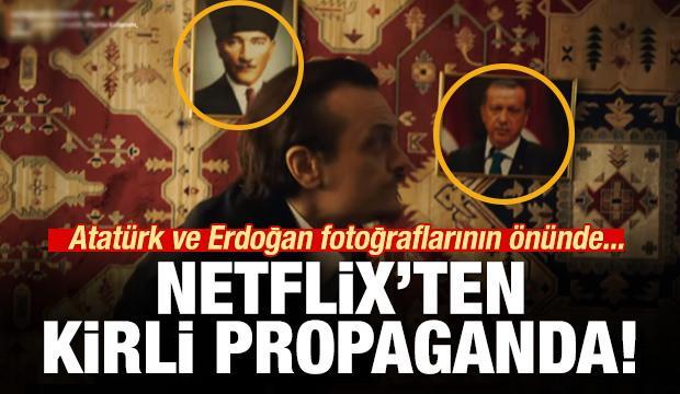 Netflix'ten kirli propaganda!