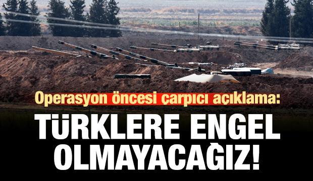 ABD'den yeni Türkiye açıklaması: Engel olmayacağız!