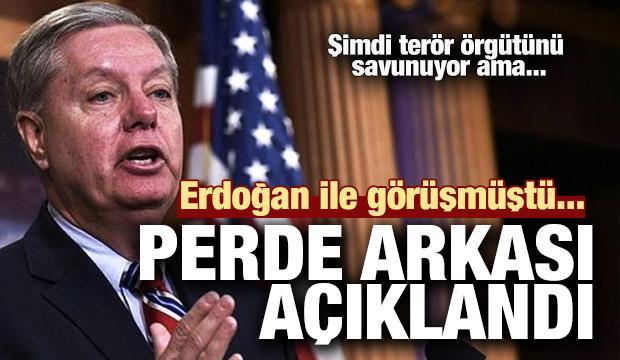 Bakan Çavuşoğlu Graham ile Erdoğan görüşmesinin perde arkasını anlattı