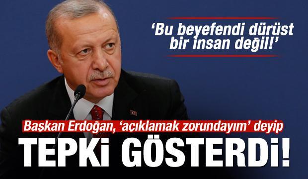 Başkan Erdoğan'dan Lindsey Graham'a sert tepki!