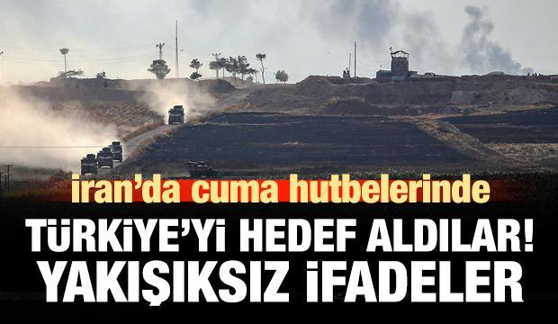 İran'da cuma hutbelerinde Türkiye hedef alındı! Yakışıksız ifadeler...