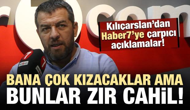 'Türkiye'de sanatçı dediğimiz arkadaşlar zır cahillerdir!'