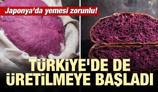 japonya'da yemesi zorunlu! Türkiye'de de üretilmeye başladı